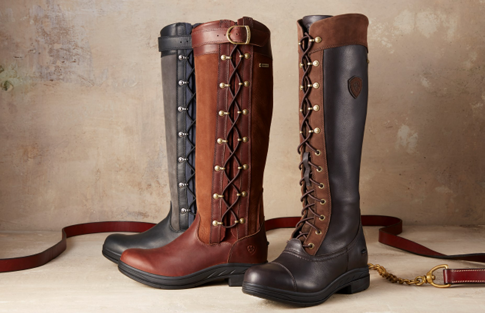Ariat | Grasmere | Pro GTX | Country Boots | Ladies | Briar - RB ...