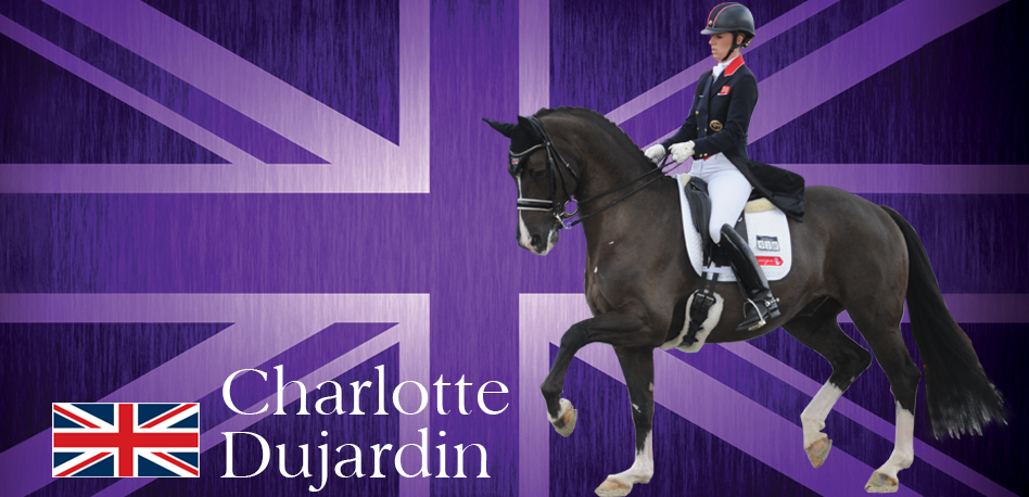 Charles owen ayr8 charlotte navy rb equestrian for Dujardin height