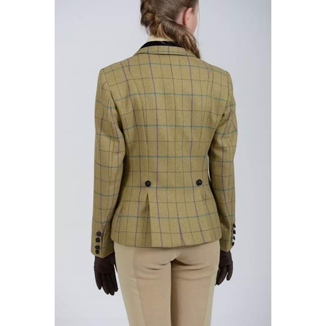 Mears | Firenze Tweed Jacket | Ladies | Green and Purple - RB