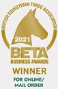 BETA 2021 award winner for online/mail order